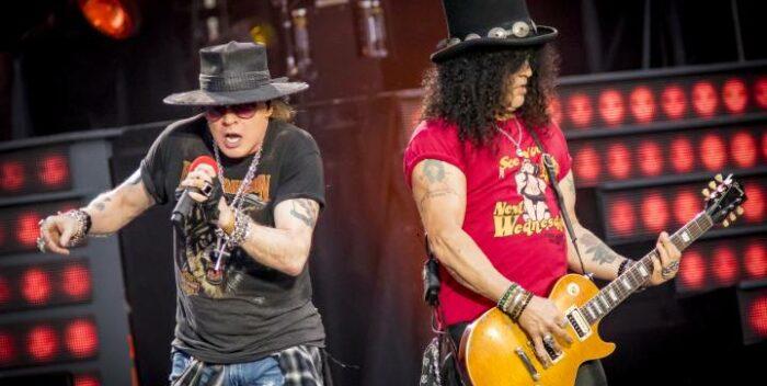 Guns N'Roses dará el primer concierto en el nuevo estadio del Tottenham