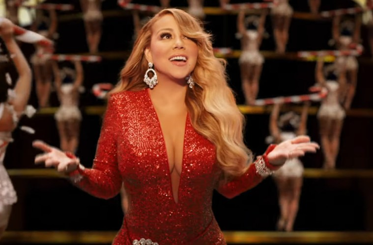 "Mariah Carey suma otro récord con ""All I Want For Christmas Is You"""