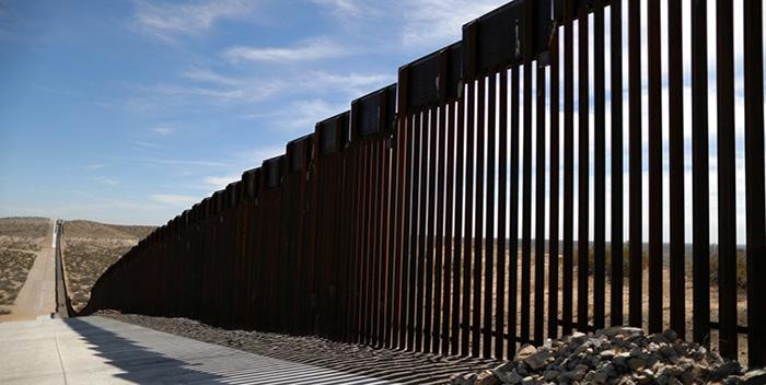 Justicia de EEUU dicta su segundo fallo contra el muro de Trump en dos días
