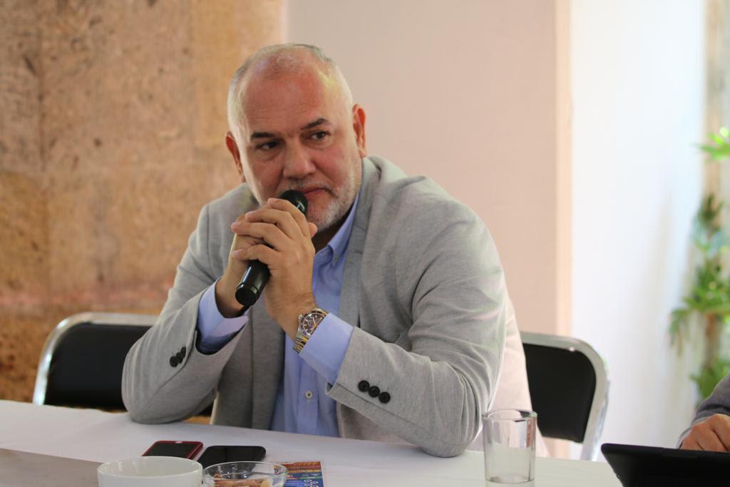 Gerente de Transmetro fue elegido como vicepresidente de la Red SIMUS