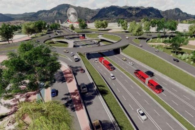 Bogotá tendrá troncal de TransMilenio por la carrera 68 en 2025