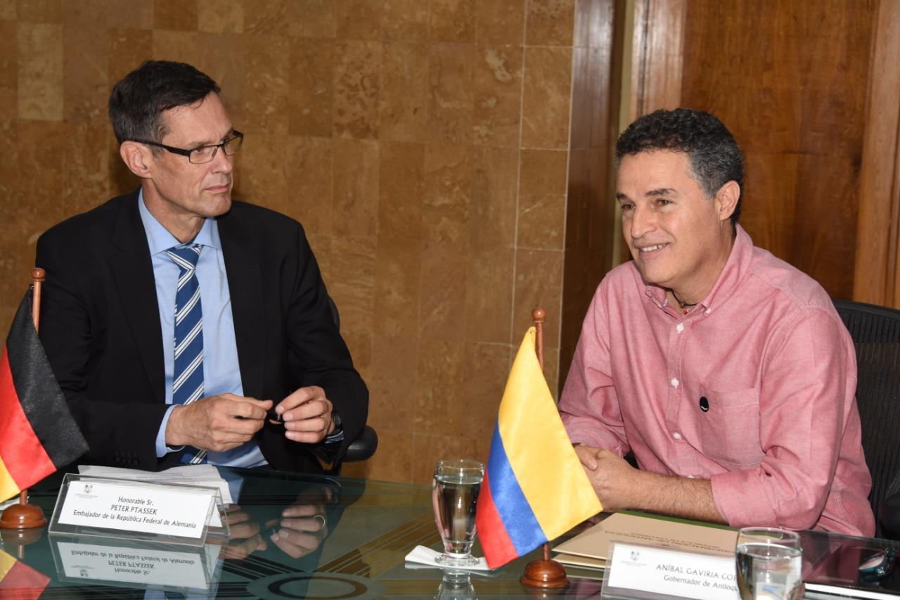 Antioquia es un potencial aliado para Alemania en producción orgánica