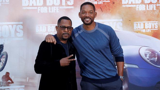 """""""Bad Boys for Life"""" conserva sin problemas el liderato en los cines de EEUU"""