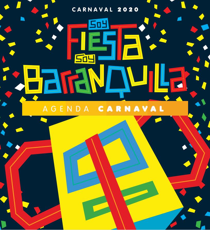 Barranquilla es fiesta con sus más de 300 eventos para gozar el Carnaval 2020