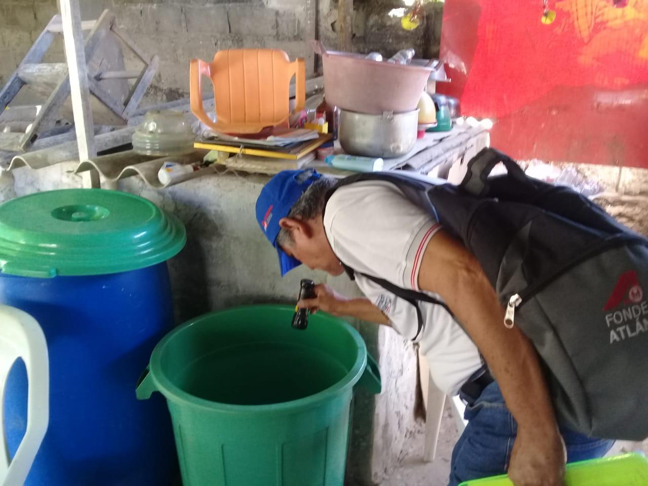 Gobernación no baja la guardia en lucha contra el dengue en el departamento