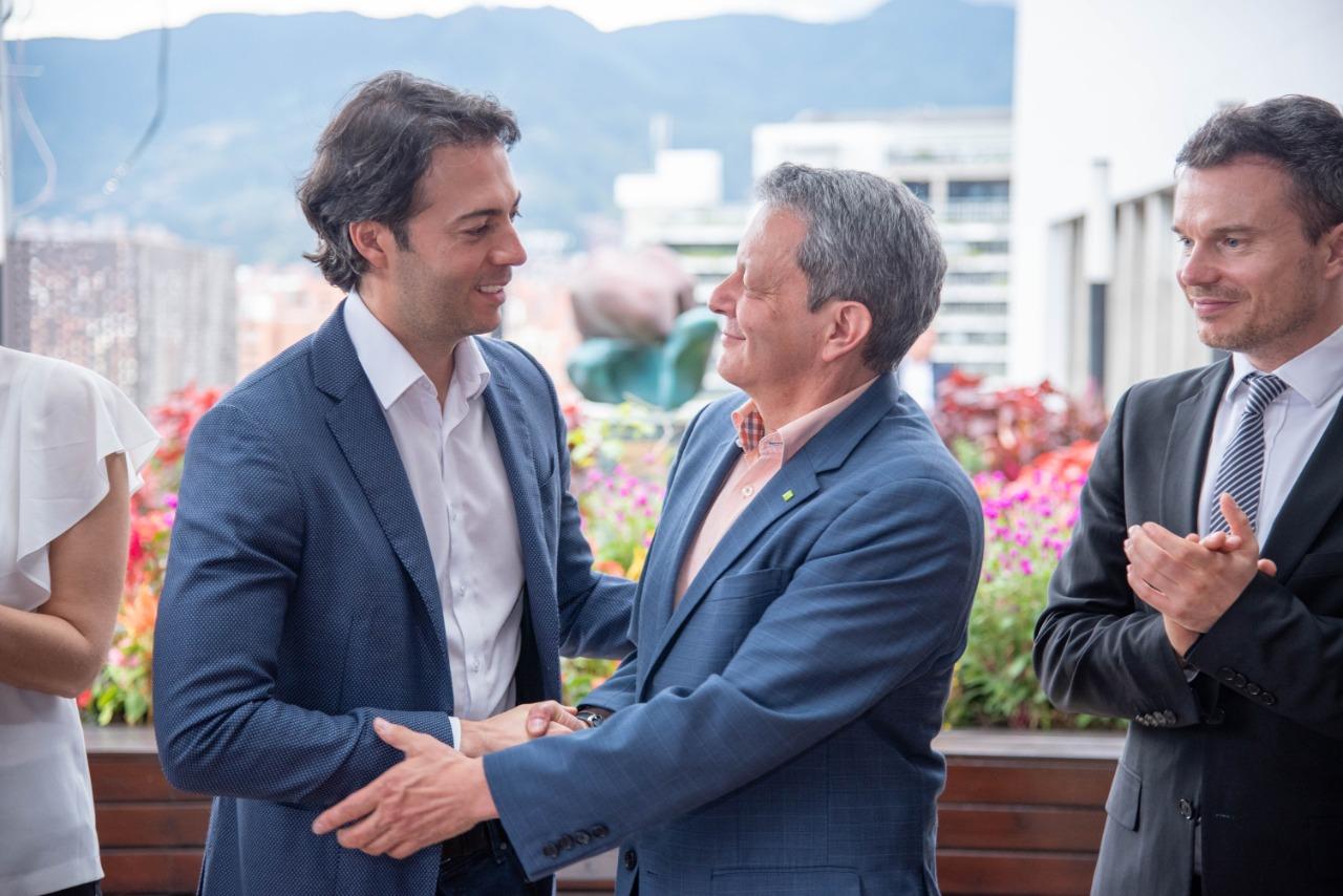 Medellín ratifica su compromiso de ser una ciudad carbono neutro en el año 2050