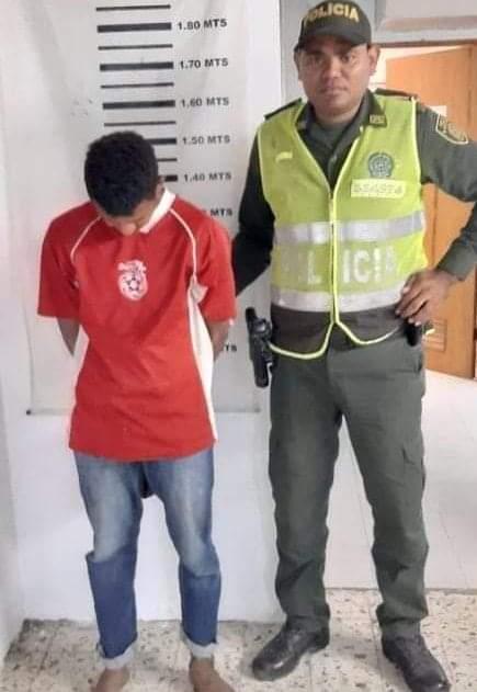 Capturan a sujeto que hurtaba en el nuevo Puente Pumarejo