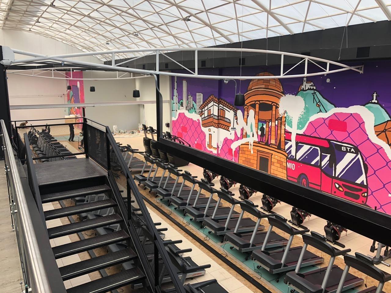 BODYTECH inicia 2020 con un nuevo gimnasio de su marca ATHLETIC en el barrio Restrepo en Bogotá
