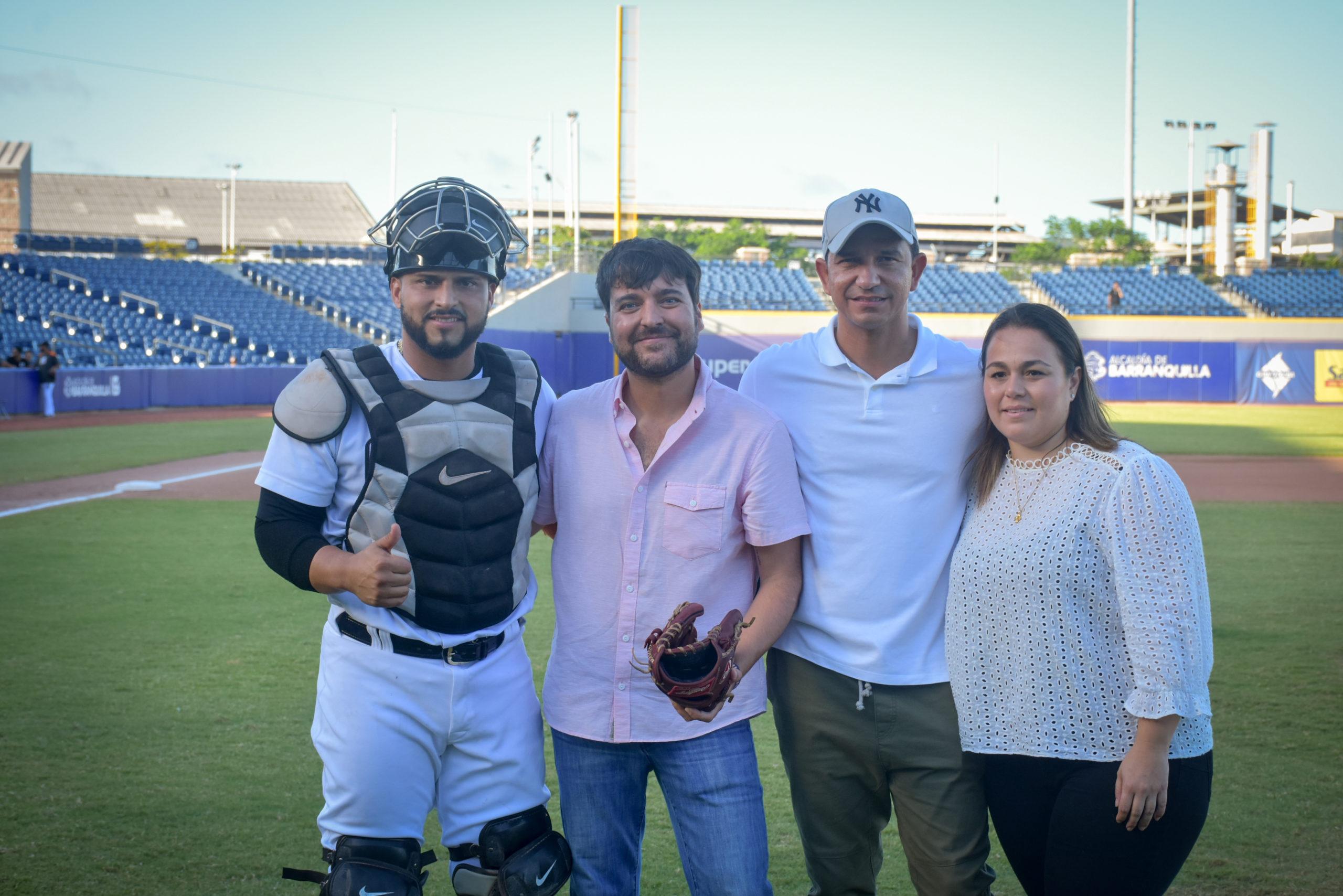 """""""No solo queremos participar, también anhelamos que la Serie del Caribe se haga en Barranquilla"""": alcalde Pumarejo"""