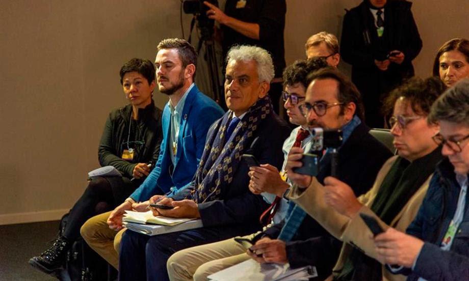 MinAmbiente presentó estrategia de Economía Circular de Colombia en Davos, Suiza