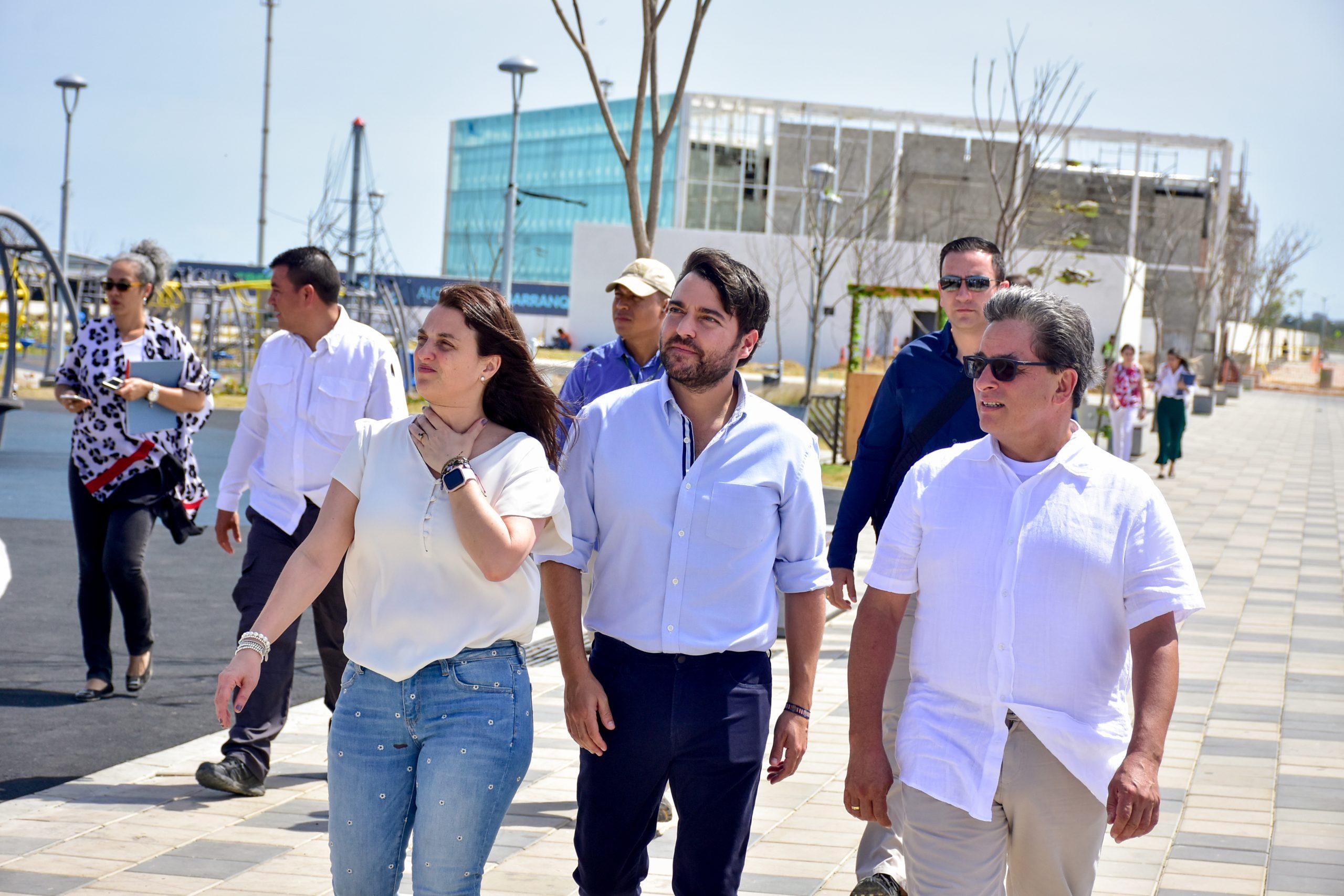 """""""Estamos preparados para darle grandes noticias a Colombia en la Asamblea del BID"""": alcalde Pumarejo"""