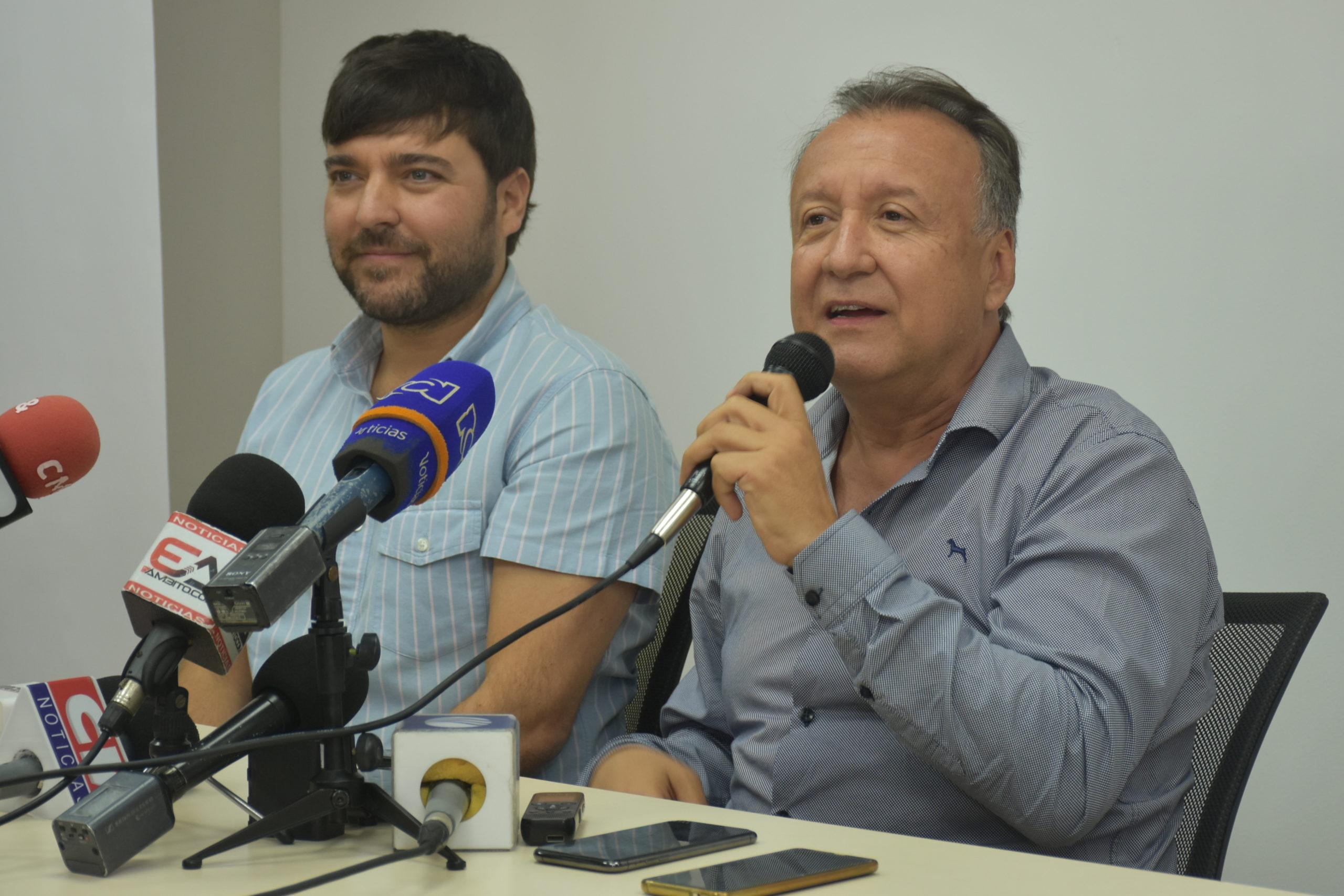 """""""Vamos a asegurarnos de que las EPS que operan en Barranquilla lo hagan de manera adecuada"""": Jaime Pumarejo"""