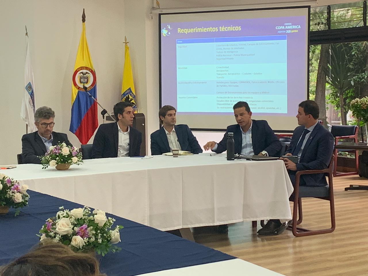 Experiencia de Barranquilla será clave en la realización de la Copa América
