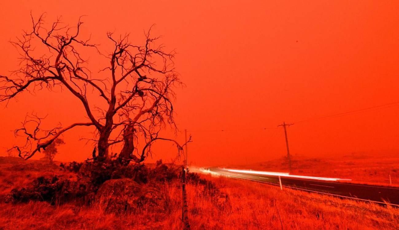 Humo causado por incendios en Australia podría darle la vuelta a la tierra