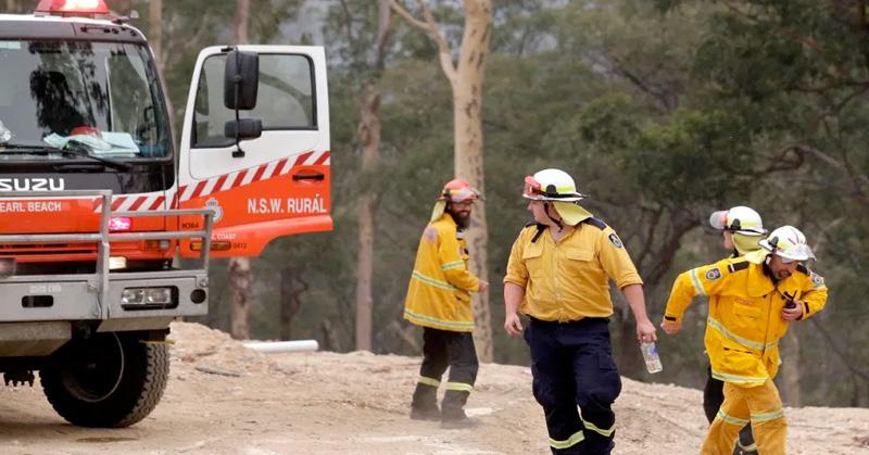 Australia moviliza 3.000 reservistas ante la crisis de incendios catastróficos