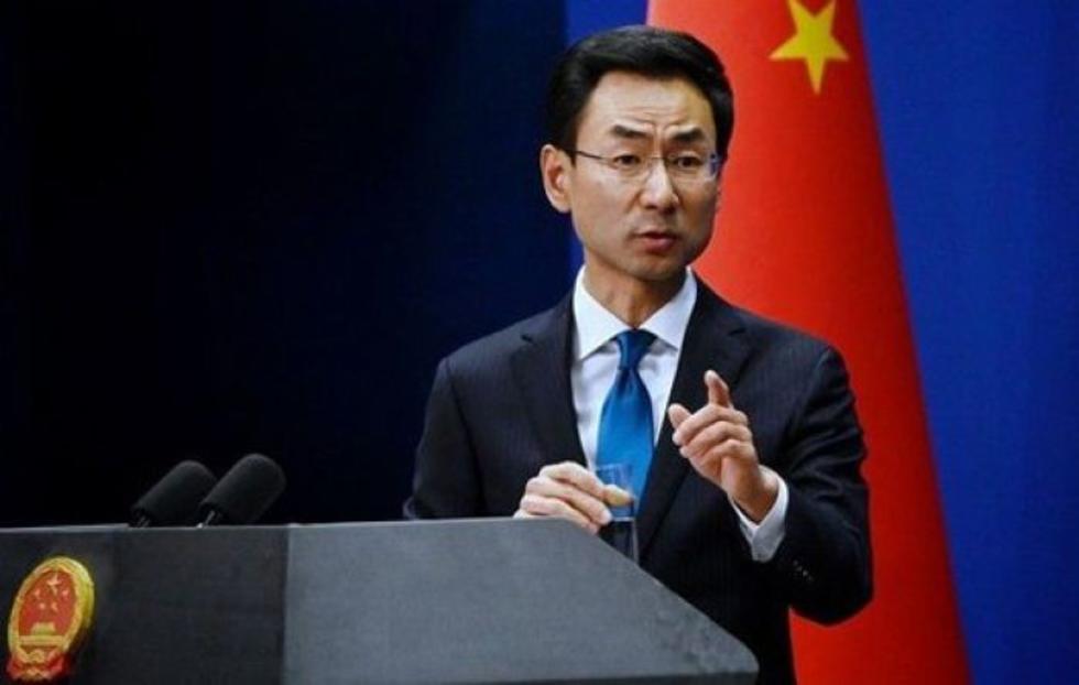 China Amenza a EE.UU  si hay sanciones por parte del Gobierno Trump