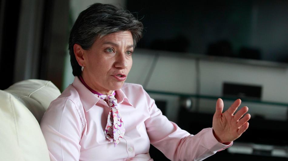 Claudia López dijo que no habrá ni un peso para las corridas de toros