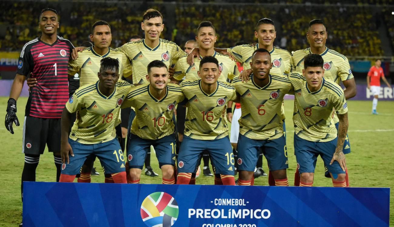 Colombia 0-0 Chile: El sueño olímpico continúa para los dirigidos de Arturo Reyes