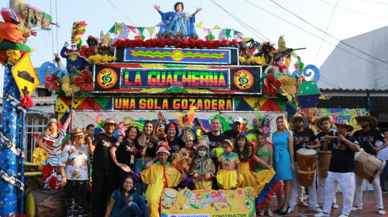 Concurso Fachadas de Carnaval abre inscripciones en sus 20 años