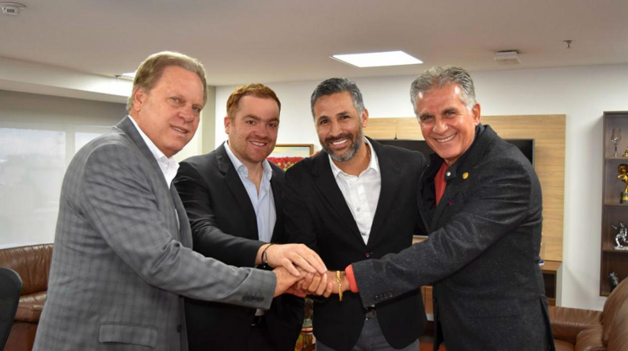 Mario Alberto Yepes, nuevo Director Deportivo de la FCF