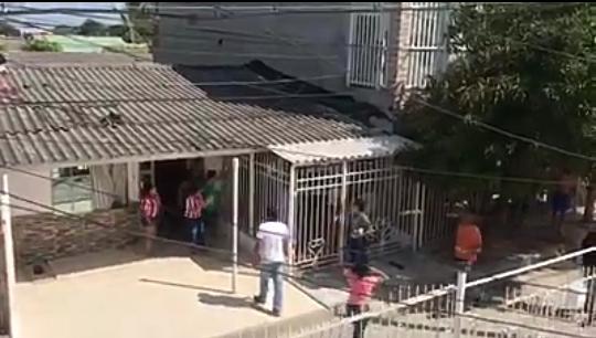 Caso de violencia intrafamiliar sacude el barrio Hipódromo de Soledad, Atlántico