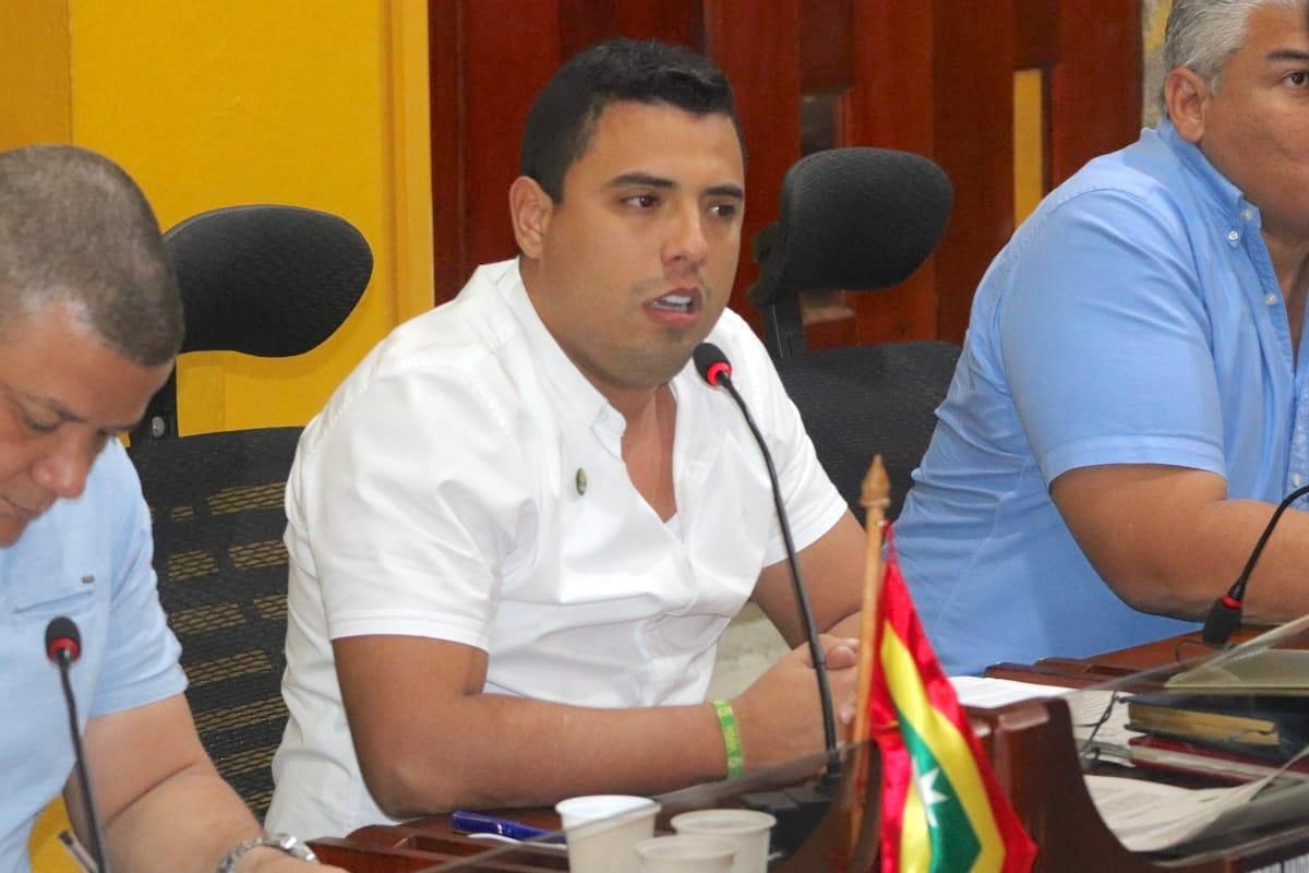 Bancada del Partido Alianza Verde en Cartagena lamenta asesinato de Geovanni Oliveros en el departamento del Tolima