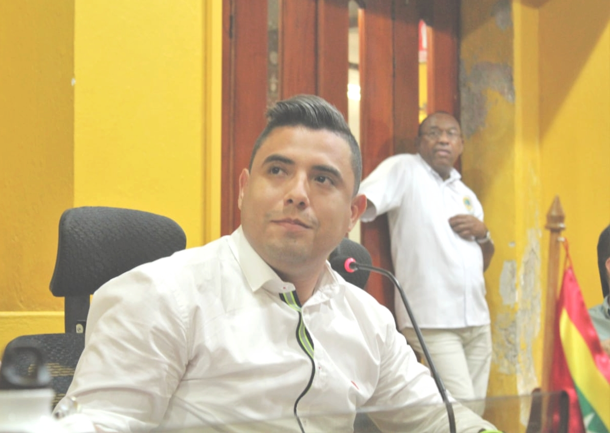 Concejal Sergio Mendoza asegura que el cierre de la Plaza de la Trinidad es inconstitucional
