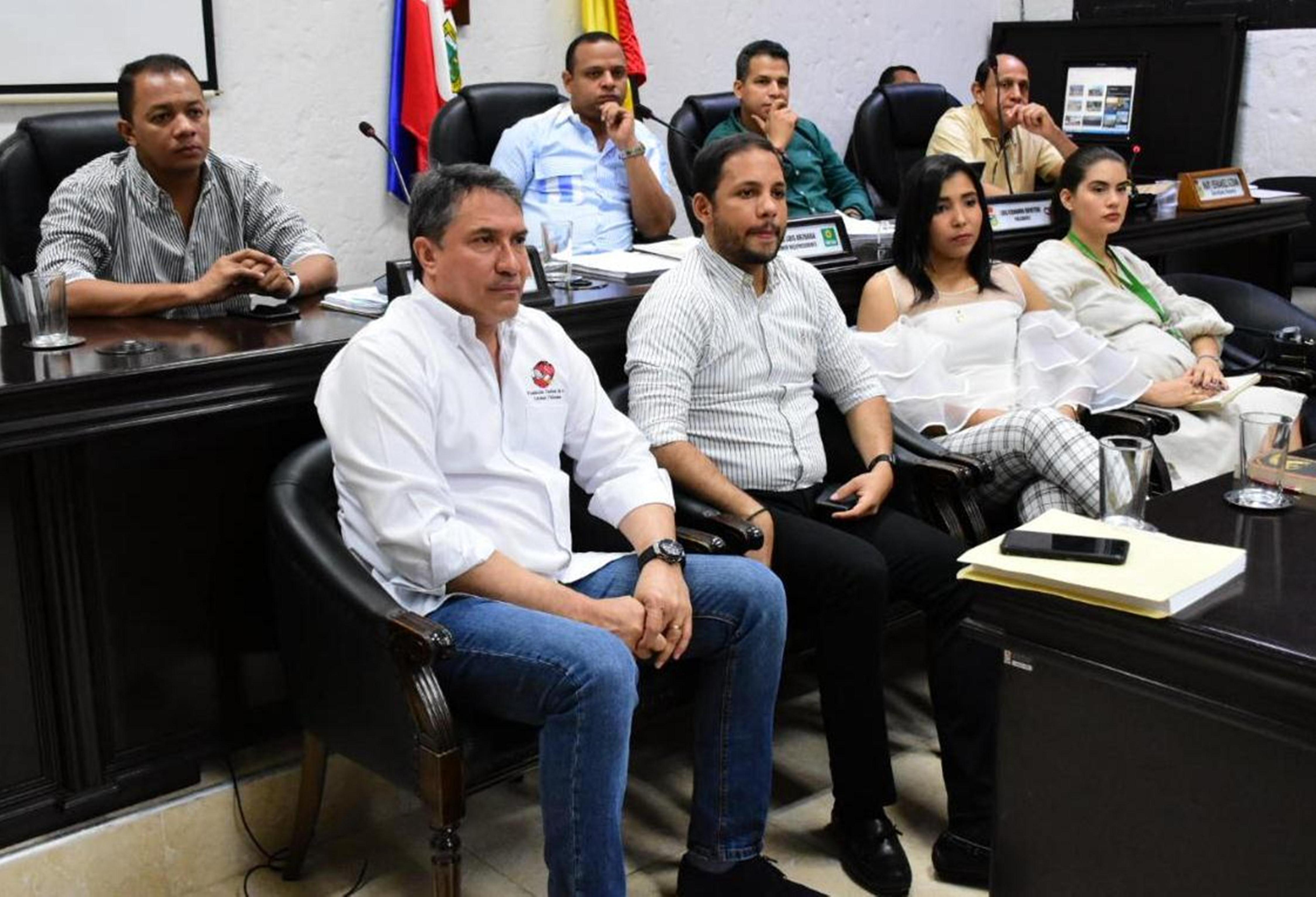 Espaldarazo del Concejo de Valledupar a la Fundación Festival de la Leyenda Vallenata