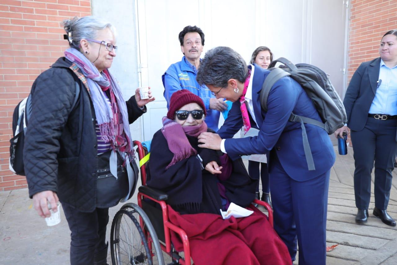 Alcaldesa Claudia López lideró su segundo Consejo de Gobierno Local en San Cristóbal