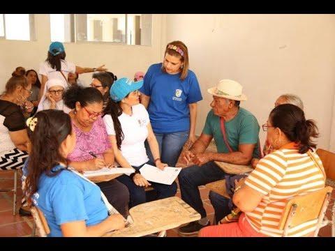 Construcción del Plan de desarrollo de Elsa Noguera se trasladó a Puerto Colombia