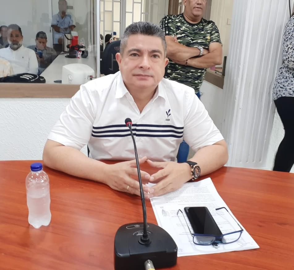 Concejal Juan José Vergara, propone control de monitoreo ambiental a todos los actores que tienen injerencia en las áreas adyacentes a la Ciénaga de Mallorquín y su Cuenca