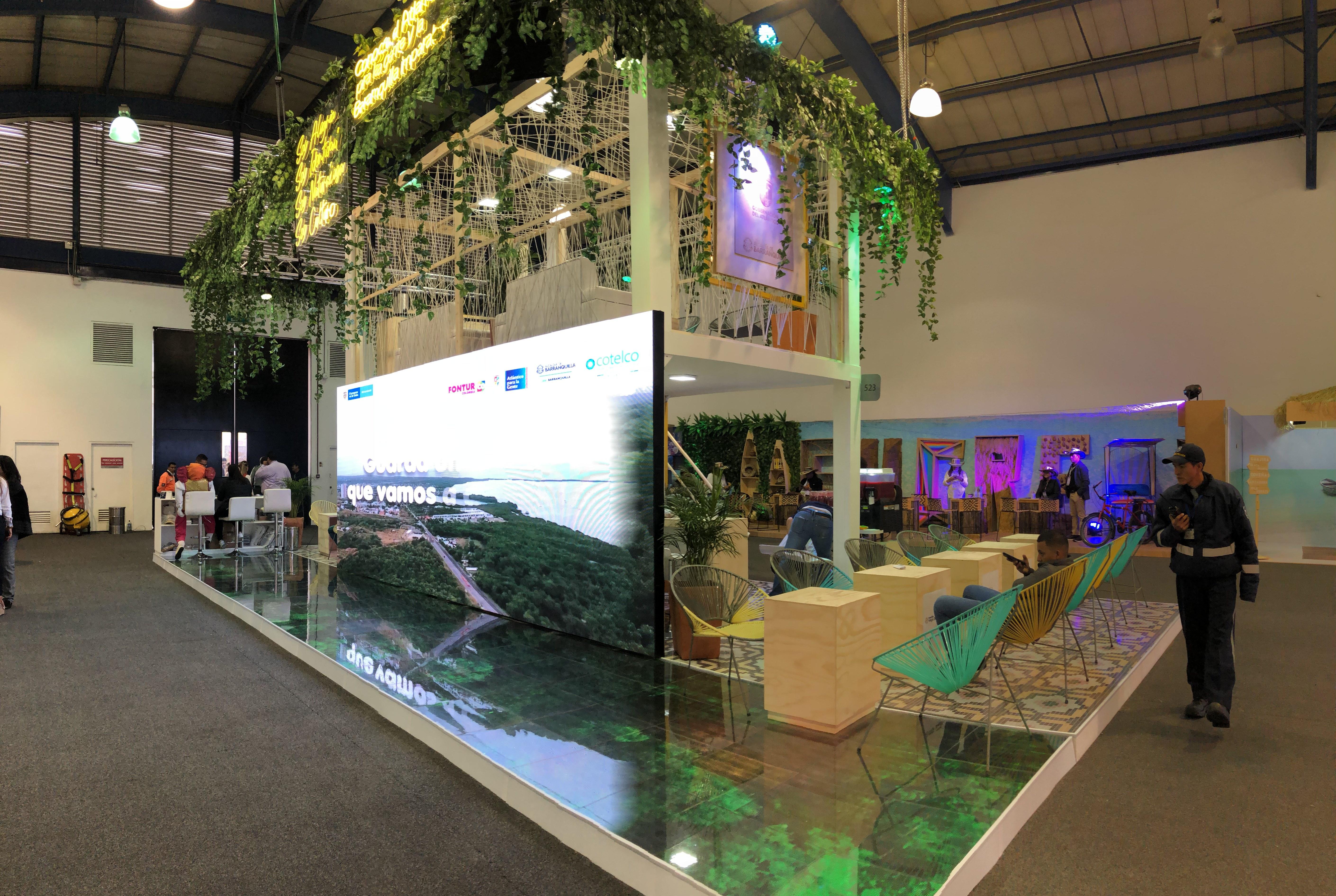 El turismo de eventos y negocios y la biodiverciudad soñada de Barranquilla llegan a Anato