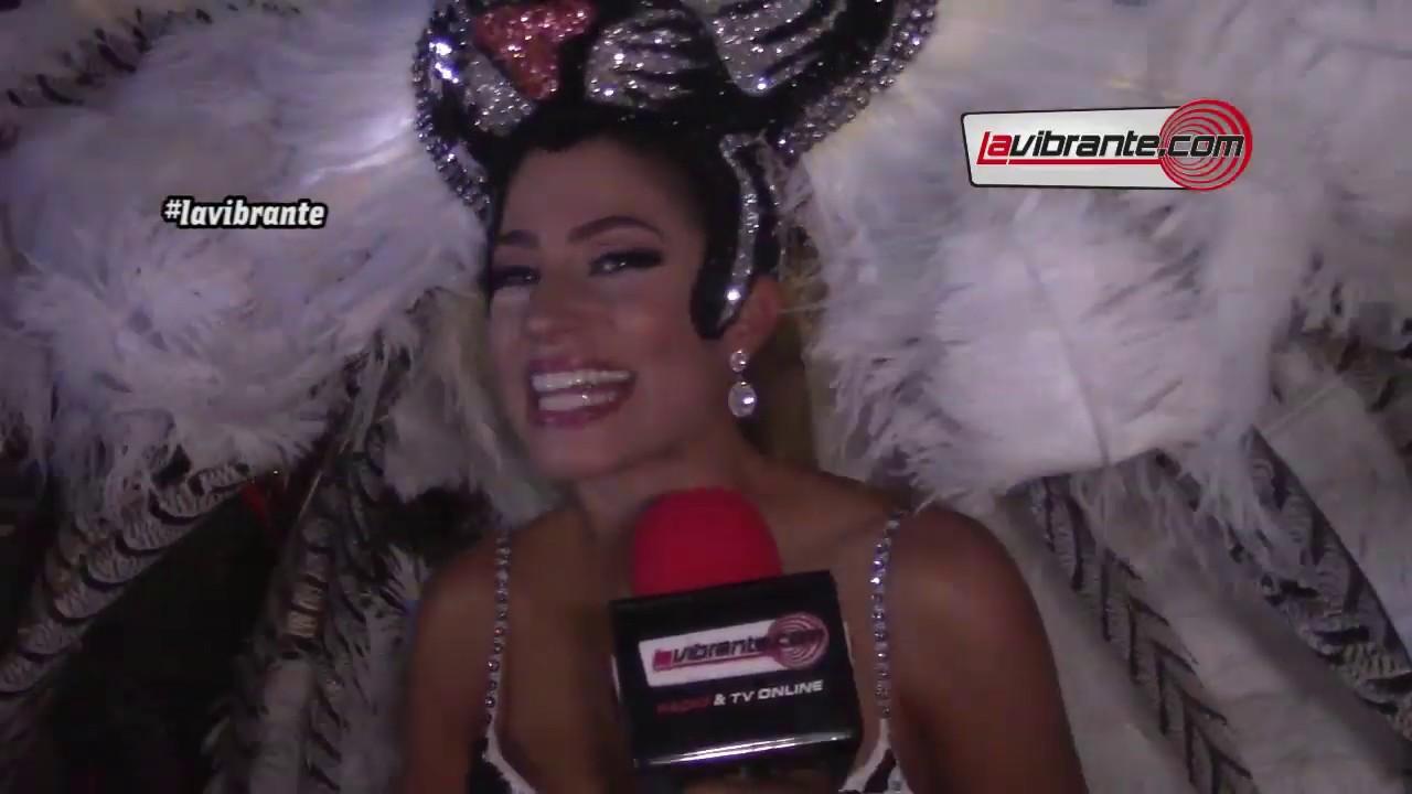 La Guacherna 2020: Isabella Chams sorprendió con 'Rugido de Carnaval' – Reacciones de personalidades