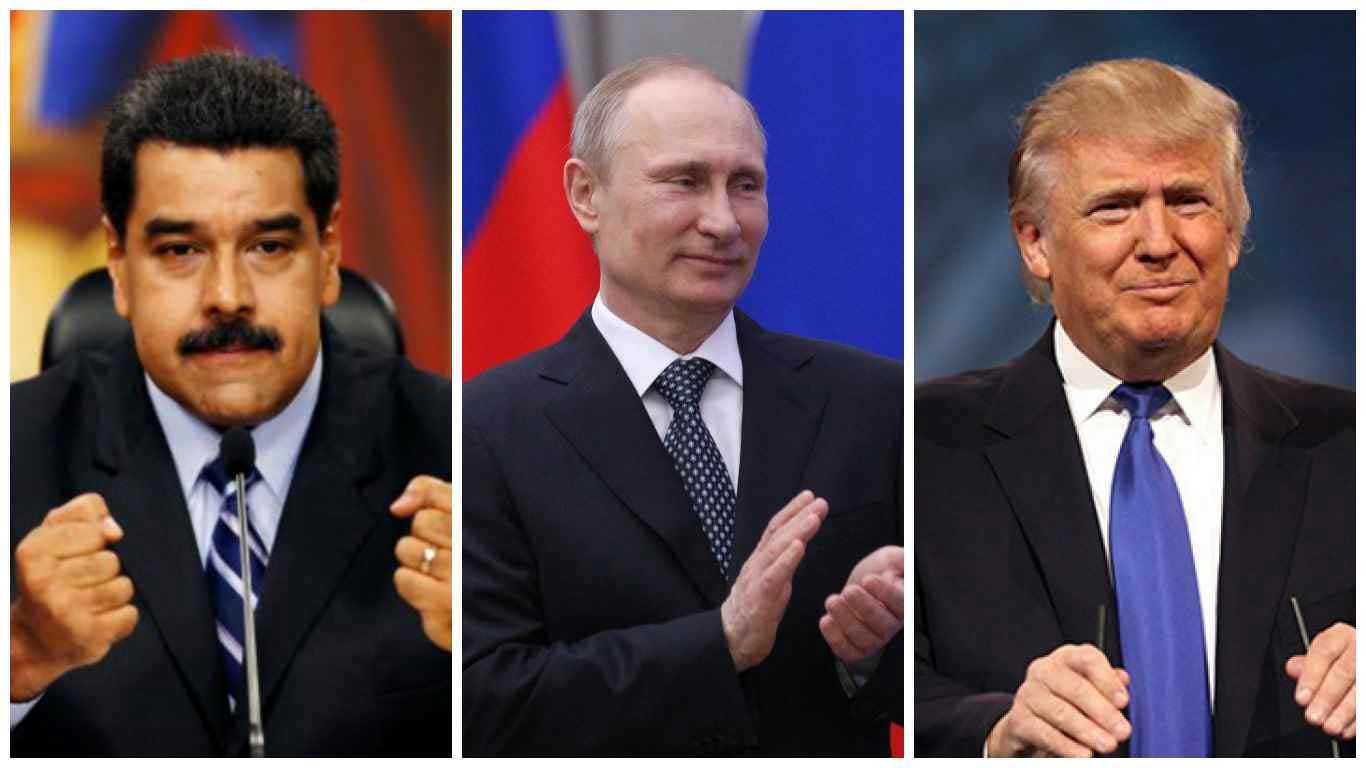 Sanción del Gobierno Trump a Petrolera Rusa no afectaría relaciones entre Venezuela y Rusia