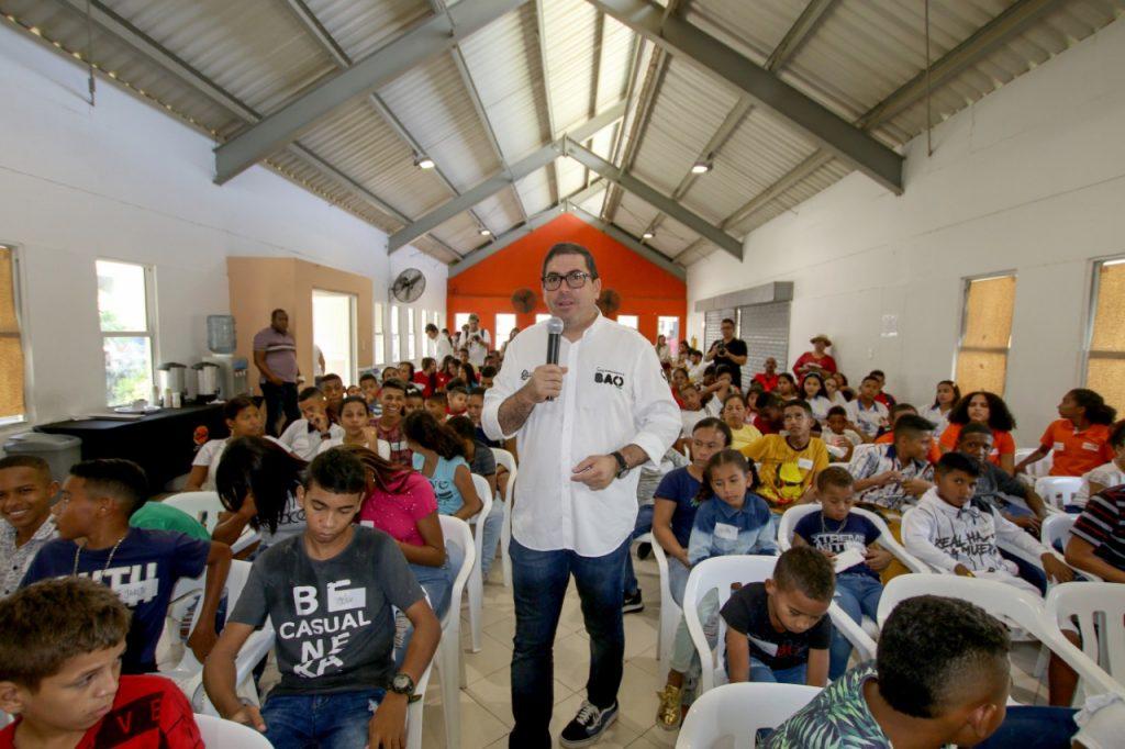 """Resultado de imagen de Niñez y adolescencia hicieron escuchar su voz en la construcción del Plan de Desarrollo de Barranquilla"""""""