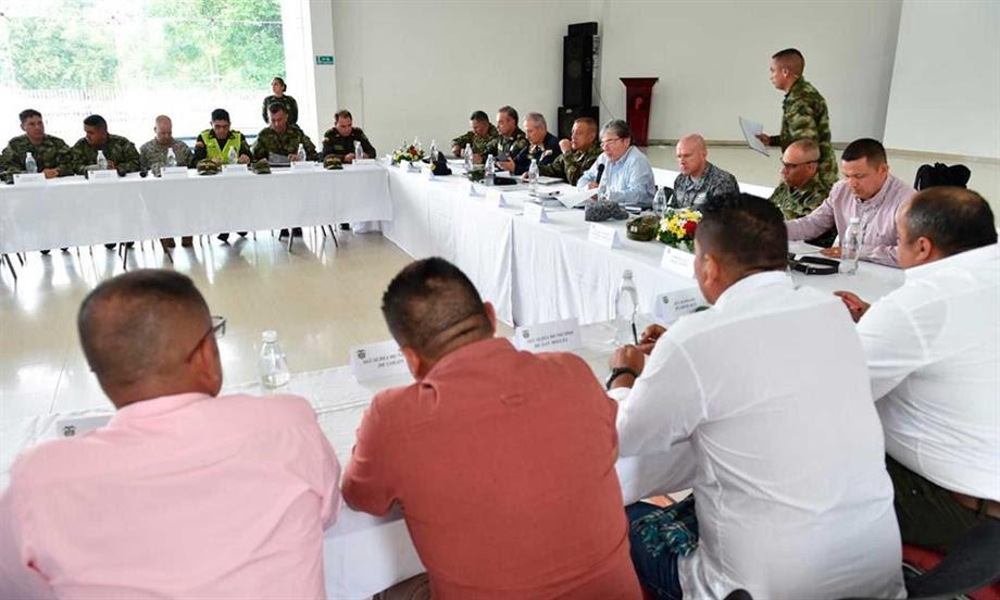 MinDefensa anuncia tareas de desminado humanitario en 120.000 metros cuadrados del departamento del Putumayo