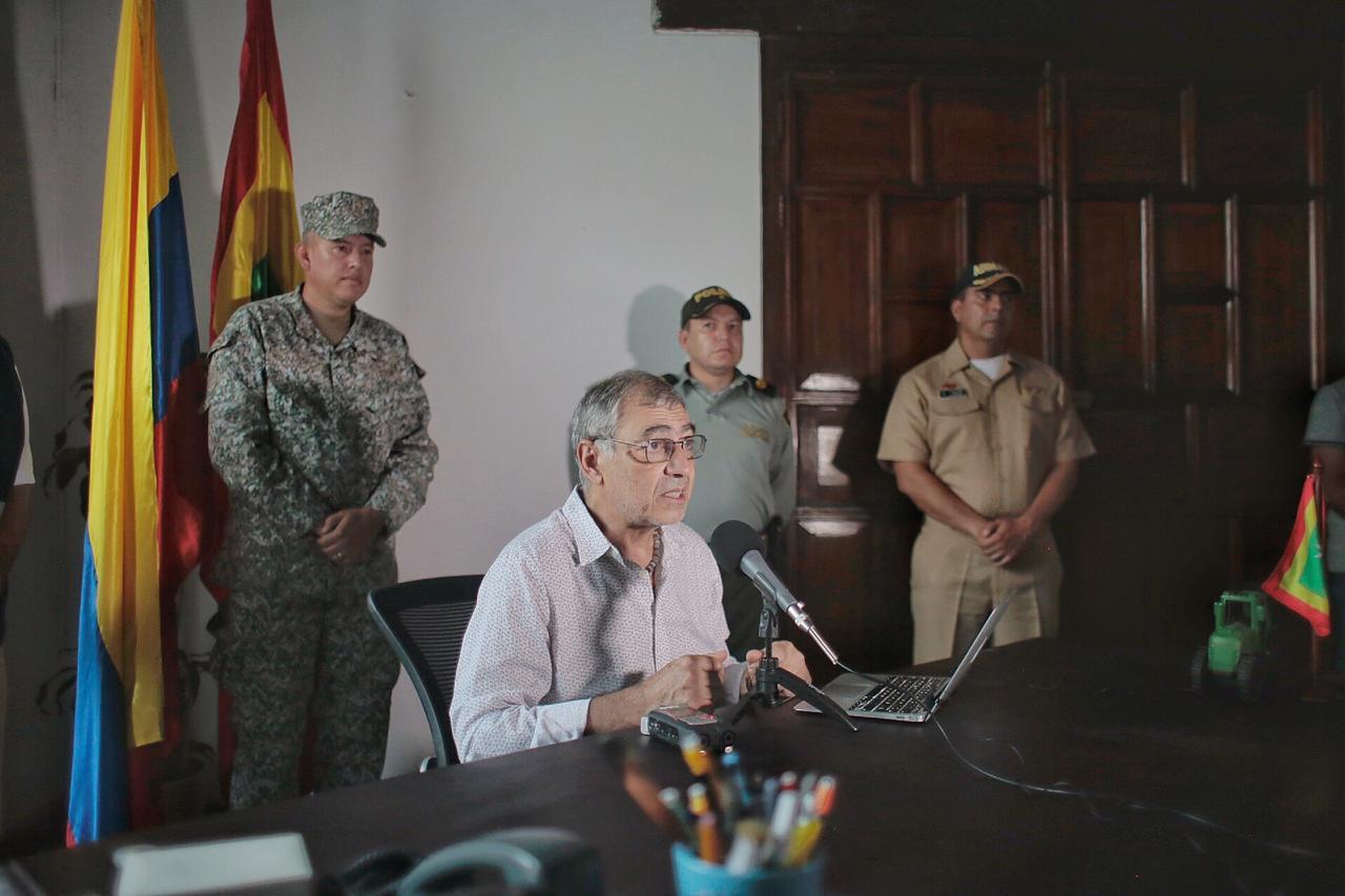 """Alcalde de Cartagena dice """"Las medidas son severas, porque es mejor prevenir que lamentar"""""""