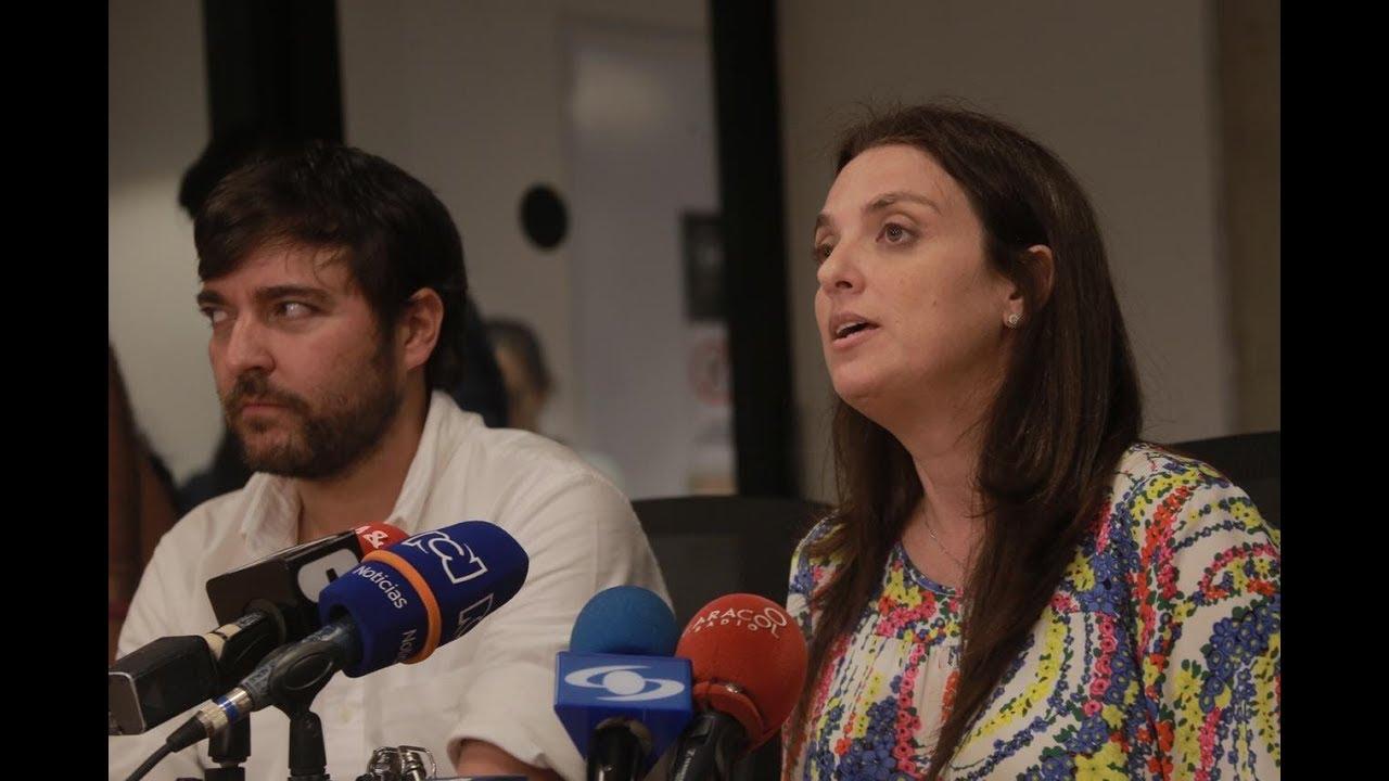 Jaime Pumarejo y Karen Abudinen coincidieron que la Asamblea del BID fue aplazada pensando en la salud de los barranquilleros