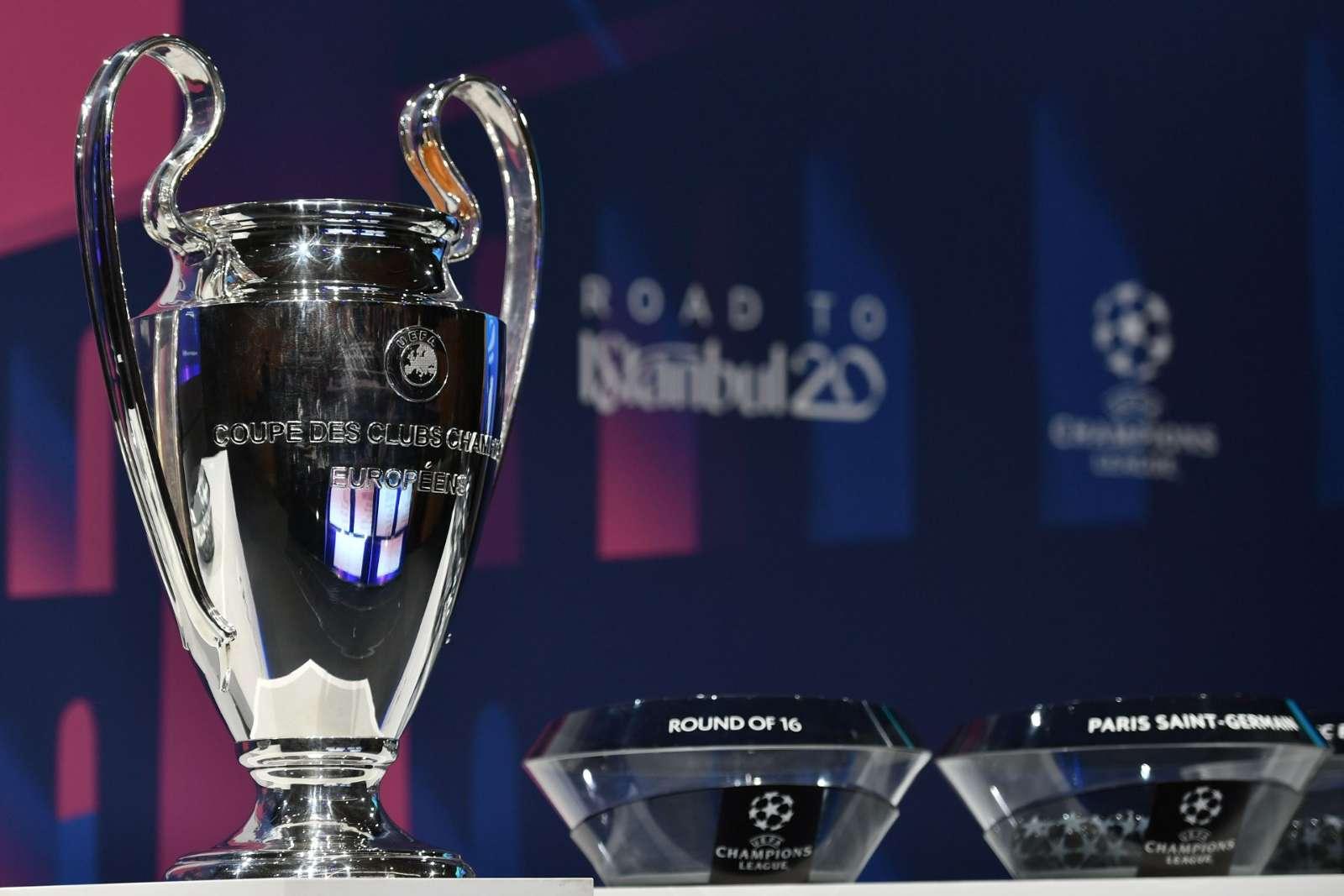 Aplazadas las finales de Champions League y de Europa League