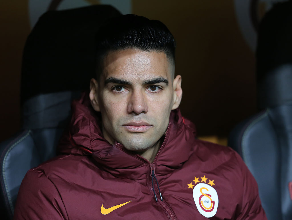 Galatasaray buscaría llegar a un acuerdo con Falcao para bajar el sueldo