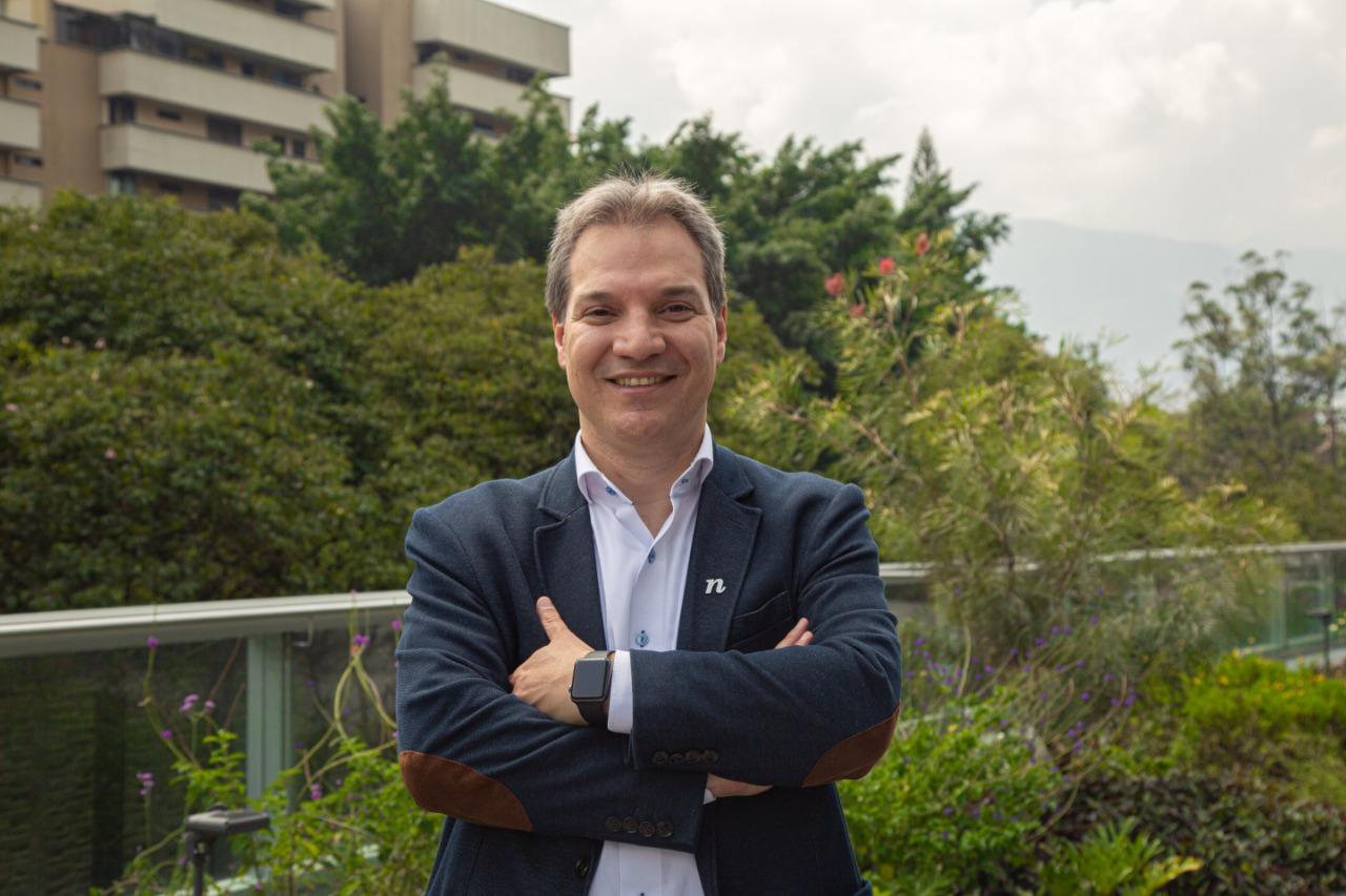 Juan Andrés Vásquez, nuevo director ejecutivo de Ruta N