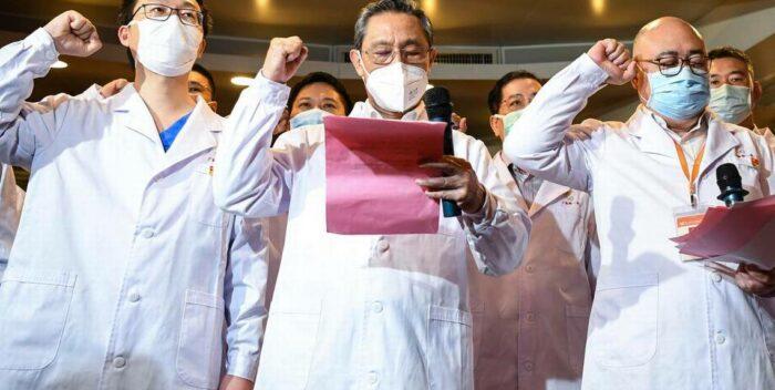 China no reporta casos de contagio local, pero sí de casos importados