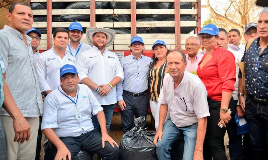 Ministerio de Agricultura entregará en este primer semestre 2.900 toneladas de alimento bovino a ganaderos afectados por las altas temperaturas