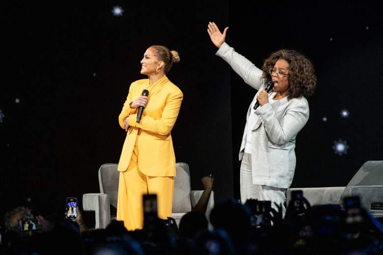 Oprah Winfrey se cae en plena conferencia: ¿por qué culpan a Kobe?: VIDEO