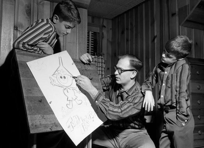 Falleció a los 95 años Gene Deitch, creador de 'Tom y Jerry'