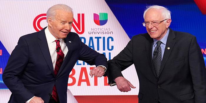 Bernie Sanders respalda la candidatura presidencial de Joe Biden en EEUU