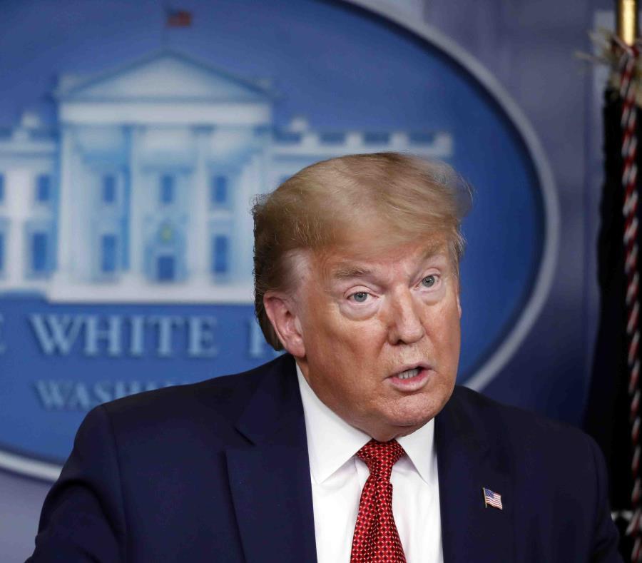 Trump dice que es el presidente que más ha trabajado por los afroamericanos