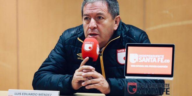 Eduardo Méndez aclaró la situación sobre el equipo femenino