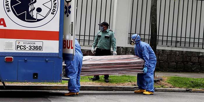 Así vive Ecuador un año después la pandemia del Covid-19