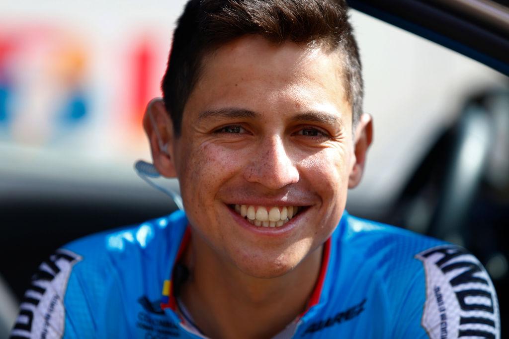 Esteban Chaves habló sobre la crisis que se vive en el ciclismo por el Coronavirus